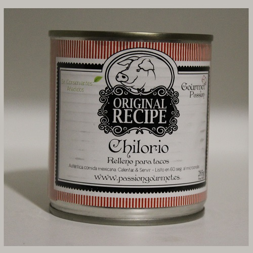 Chilorio - 285g - Gourmet Passion