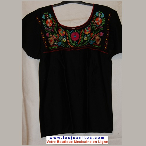 Blouse Mexicaine - Taille XL