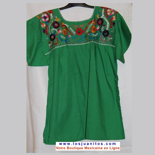 Blouse Mexicaine - Taille XXL
