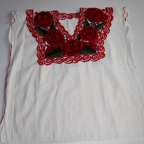Blouse Mexicaine - Taille L