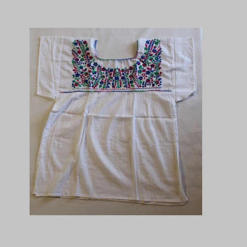 Blouse Mexicaine - Taille M