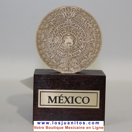 Calendrier Azteque Mini