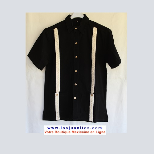 Chemise Mexicaine - Taille L - Homme