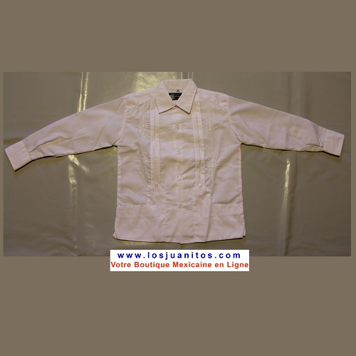 Chemise Mexicaine - Taille 12 ans