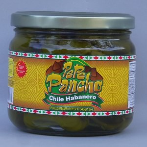 Piment Habanero Entier - Pepe Pancho - 340 g