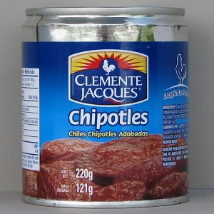 Chile Chipotle  220g - Clemente Jacques
