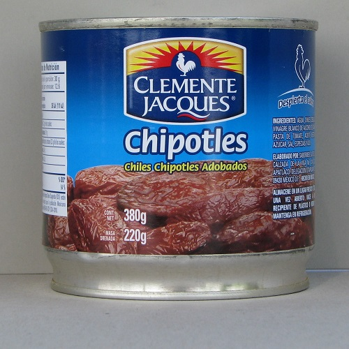 Piment Chipotle - 380g - Clemente Jacques