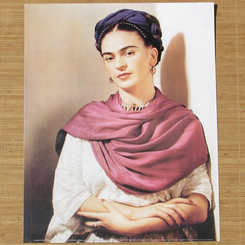 Frida Kahlo - Autoportrait Photo