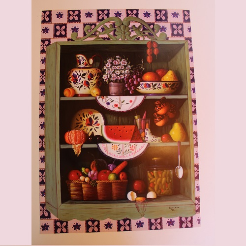 Poster Mexicain - Cuisine Mexicaine No 2