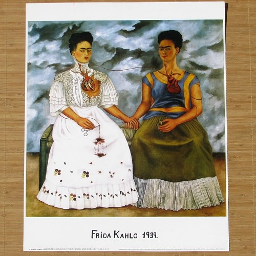 lithographie mexicaine frida kahlo decoration mexicain boutique mexicaine article mexicain. Black Bedroom Furniture Sets. Home Design Ideas
