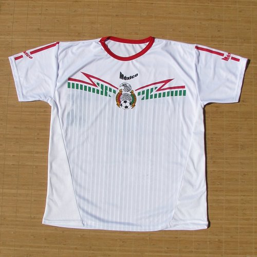 15175d0065d76 Playera de Fútbol México 1- Fútbol México - Copa Mundial 2014 ...