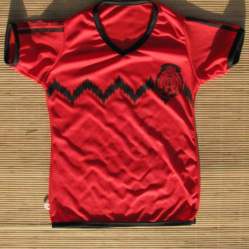 Maillot de Football Mexique N°2 - Femme