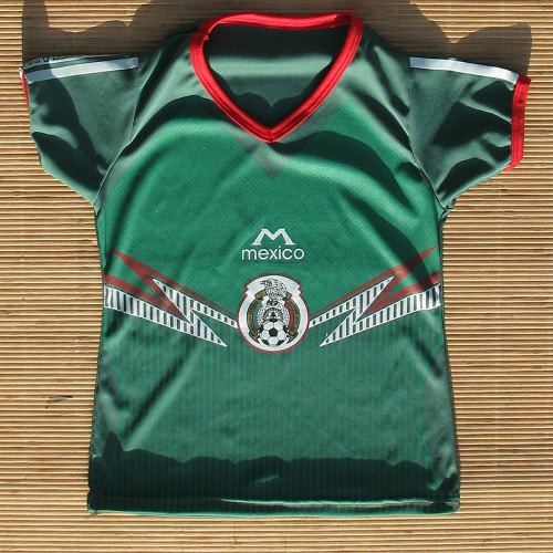 Maillot de Football Mexique N°1 - Femme