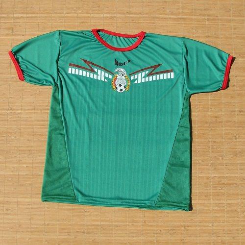 89b1031b03c74 Playera de Fútbol México 2 - Fútbol México - Copa Mundial 2014 ...