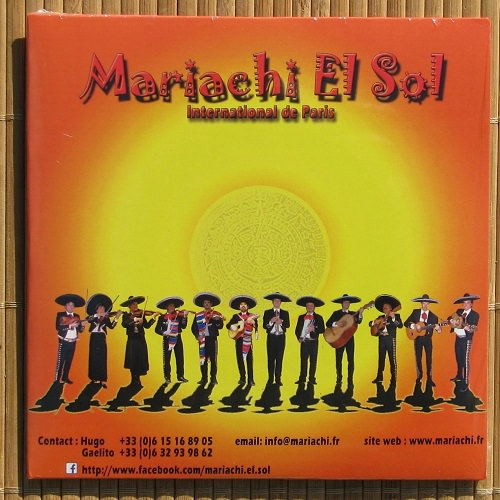 Mariachi El Sol International de Paris