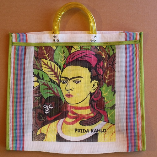 Sac Mexicain - Frida Kahlo N°3