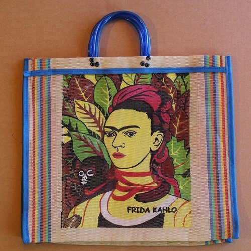 Sac Mexicain - Frida Kahlo N°5