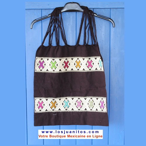 Sac Mexicain - Marron