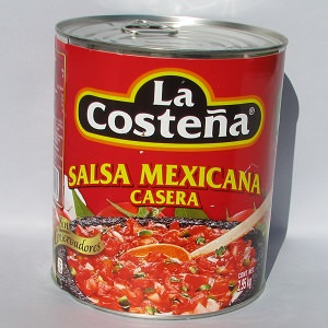 Sauce Mexicaine - La Costeña - 2950 kg