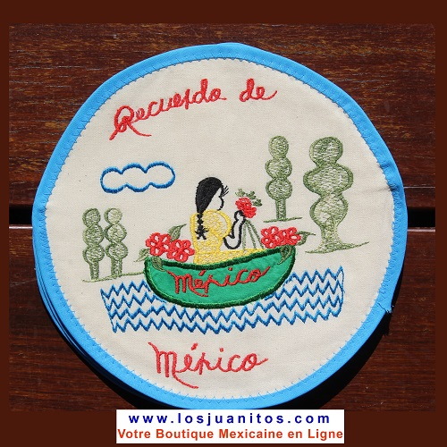 Sac Tortillas - Pecheure