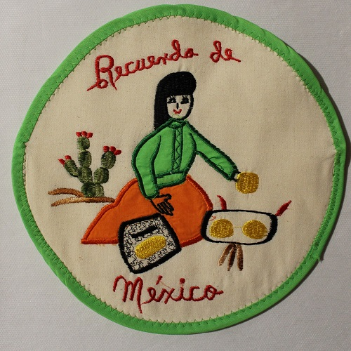 Sac Tortillas - Mexico No 6