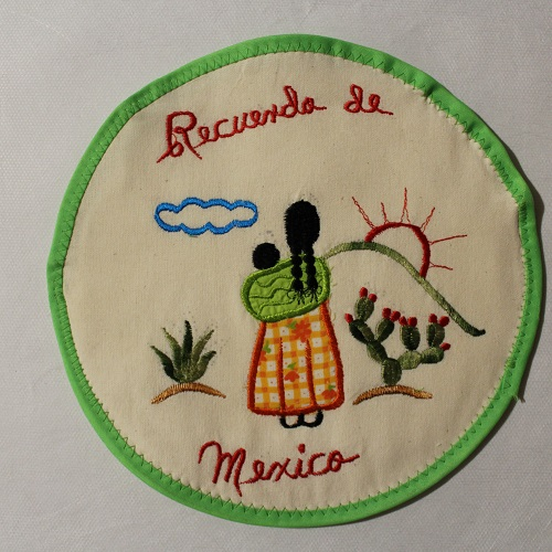 Sac Tortillas - Mexico No 7