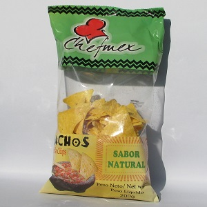 Chips Mexicains (Totopos)- Chefmex - 200 g