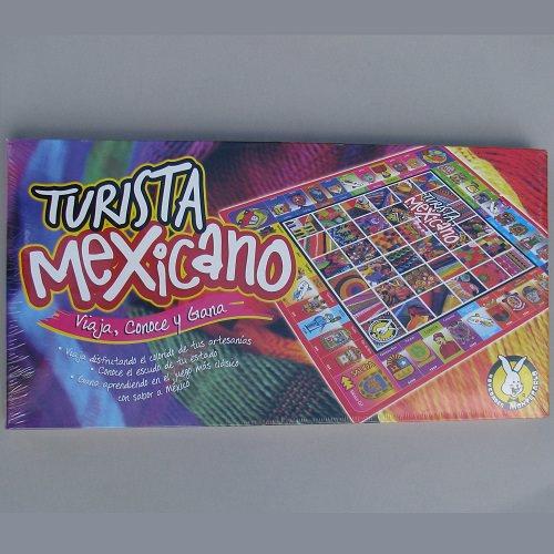 Turista Mexicano Juegos De Mesa Juegos Mexicanos