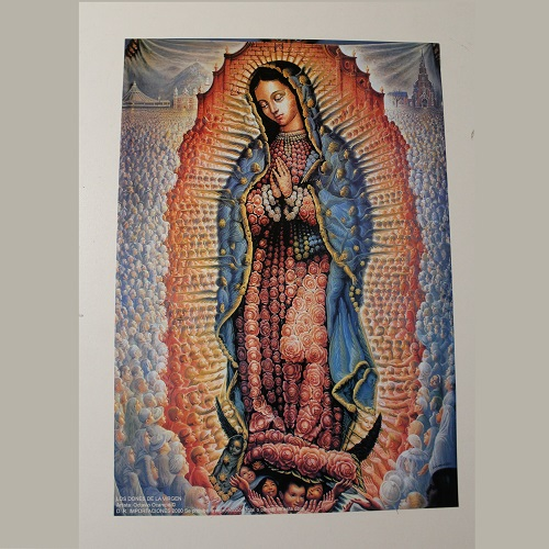 Poster Mexicain - Notre-Dame de Guadalupe