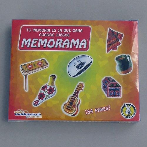 Memorama Mexicano Juegos Mexicanos