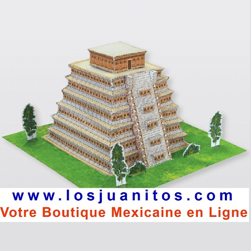 Maquettes - Templo Mayor