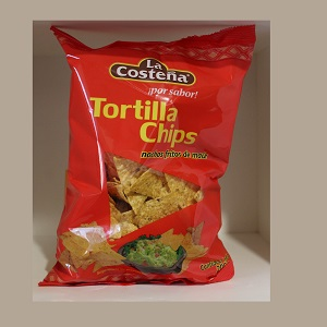 Tortilla Chips - 200g - La Costeña